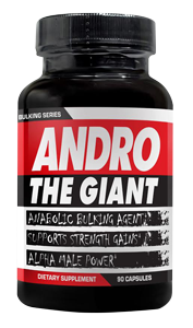 No 2 andro the giant by hard rock supplements