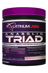 No. 5 Anabolic Triad by Platinum Labs