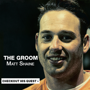 THE QUEST-THE GROOM