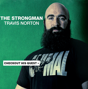 THE QUEST-THE STRONGMAN