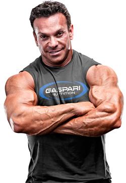Rich Gaspari - Gaspari Nutrition