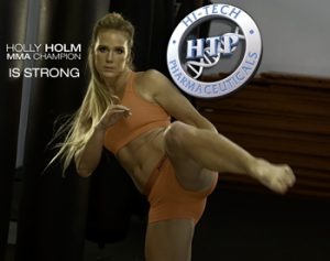 Holly Holm is Strong