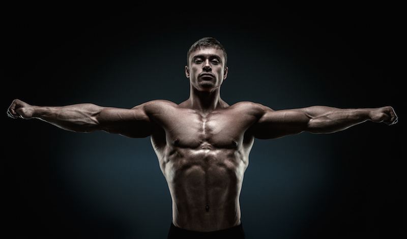 Train For Muscle Building, Not Fat Loss