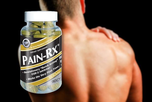 Pain Rx Hi-Tech Pharmaceuticals