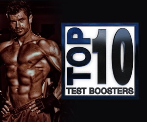 Top 10 Testosterone Boosters