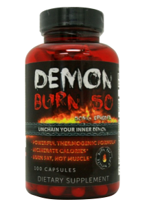 Demon Burn 50 by Hard Rock Supplements