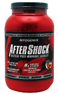 Aftershock by Myogenix