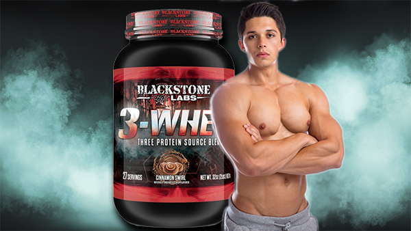 3-Whey Blackstone Labs