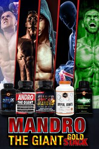 MANDRO THE GIANT GOLD STACK
