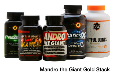 Mandro The Giant Stack