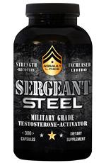 Sergeant Steel