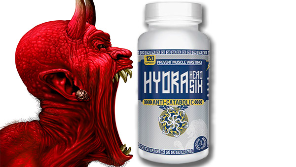 Hydra Head Six – Bulk While You Cut Miracle or Six Headed Monster from Hell