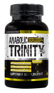 No. 3 Anabolic Trinity by Hard Rock Supplements