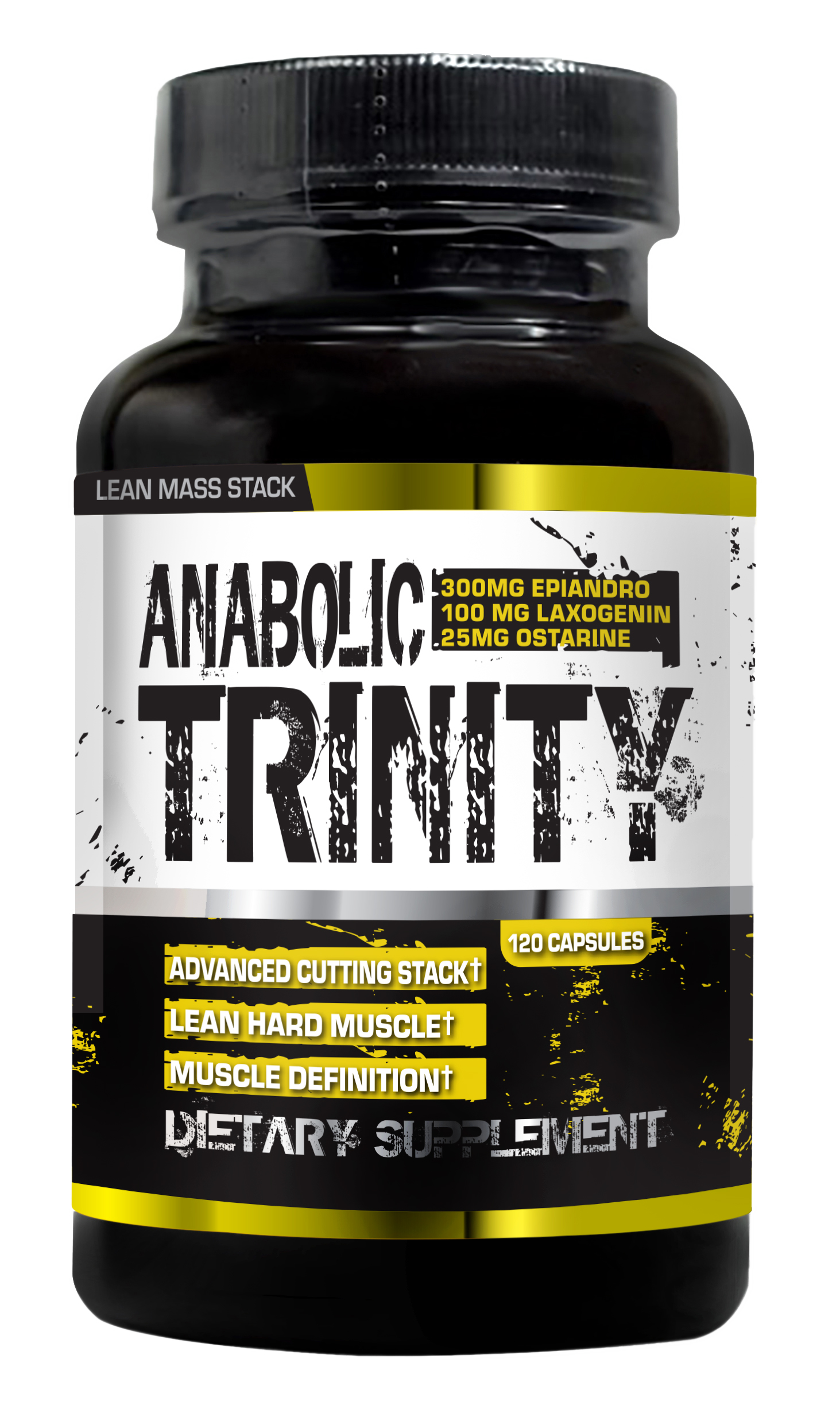 Anabolic trinity by hard rock supplements strong for Fish oil weight gain