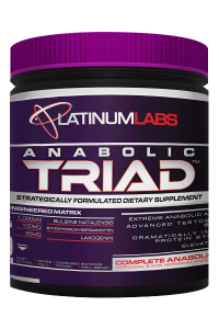 Anabolic Triad by Platinum Labs