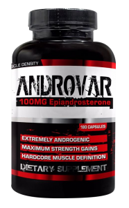 No. 1 Androvar by Hard Rock Supplements