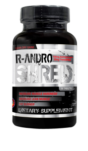 No. 4 R-Andro Shred by Hard Rock Supplements
