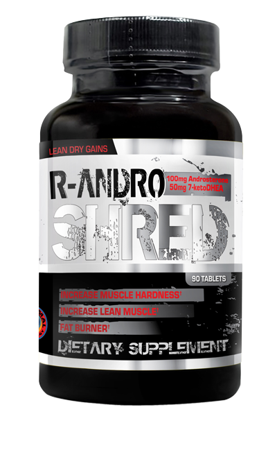R-Andro Shred by Hard Rock Supplements