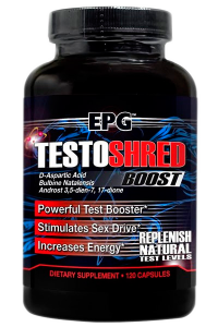No. 9 Testoshred by EPG