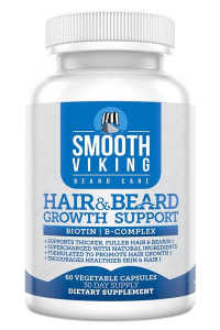 Hair and Beard Support