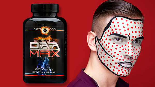 DAA Max: Natural High Value High Test Generator or Rebellious 1950's Hairdo?