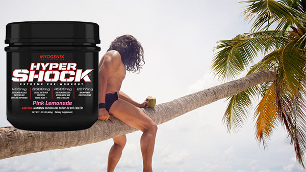 Hyper Shock: A Complete Muscle Feeding Preworkout or Gymnasium Jungle Rot