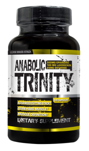 Top Ranked Triple Stack Anabolic Trinity
