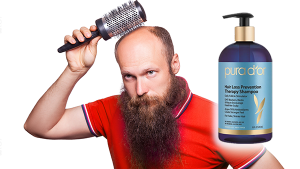 pura'dor d'or Argan Oil Shampoo