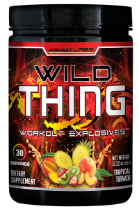 Preworkout Wild Thing
