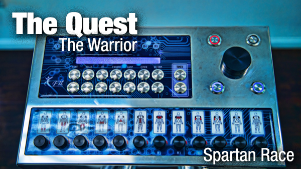 The Quest - The Warrior