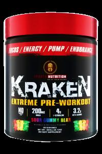 Kraken by Sparta Nutrition