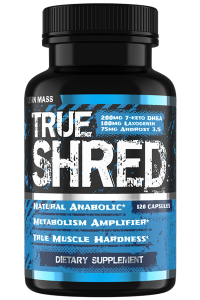 No. 2 True Shred by Hard Rock Supplements