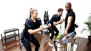 Electro Muscle Stimulation - EMS