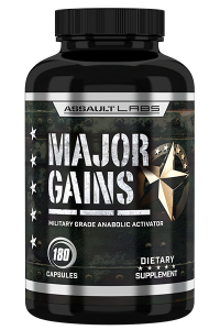 Major Gains by Assault Labs