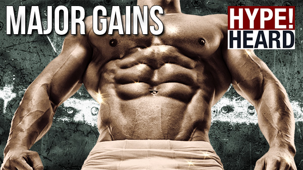 Major Gains – The Most Powerful Natural Anabolic Made