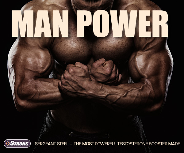 Man Power - Sergeant Steel by Assault Labs