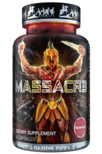 Massacr3 by Olympus Labs