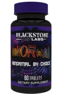 Abnormal by Blackstone Labs