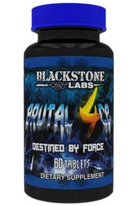 Brutal 4ce by Blackstone Labs