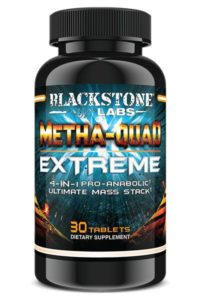 Metha-Quad Extreme by Blackstone Labs