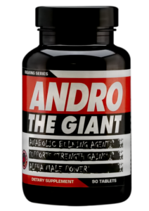 Andro The Giant by Hard Rock Supplements