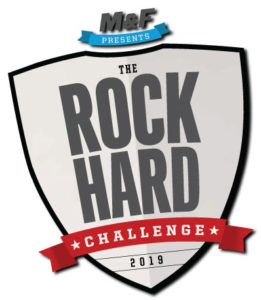 The Muscle and Fitness Magazine Rock Hard Challenge