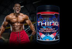 Wild Thing Preworkout by Assault Labs