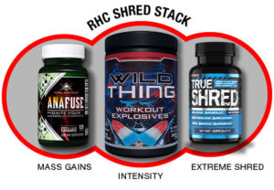 RHC Shred Stack