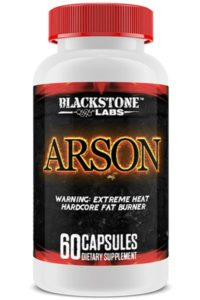 Arson by Blackstone Labs