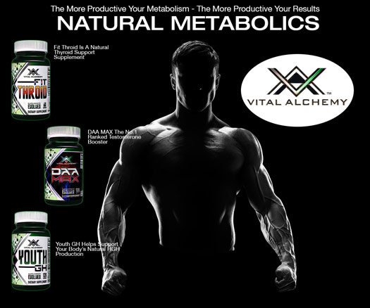 Vital Alchemy - Natural Metabolics