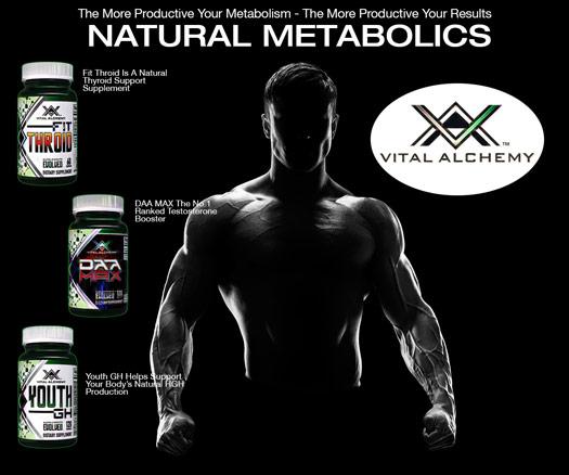 Vital Alchemy - Natural Metabolics