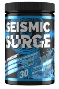 The New Seismic Surge