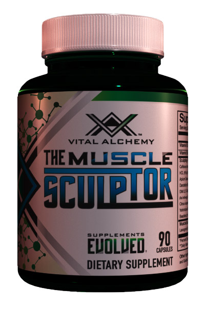 The Muscle Sculptor by Vital Alchemy